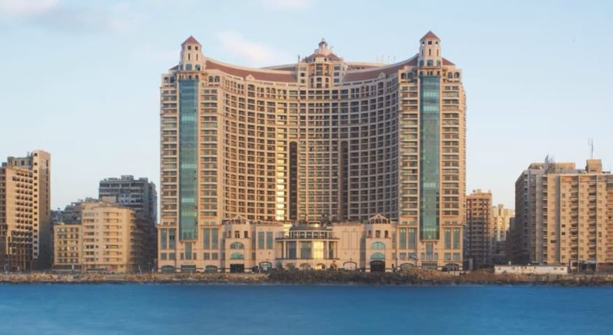 San stefano grand plaza tower - Alexandrie - Byt