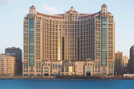 San stefano grand plaza tower - Alexandria