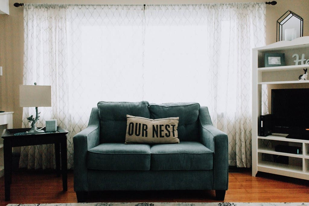 Make yourself at home at the Nest!