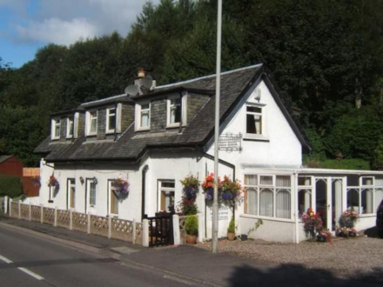 Old Toll House bed and breakfast Tarbet
