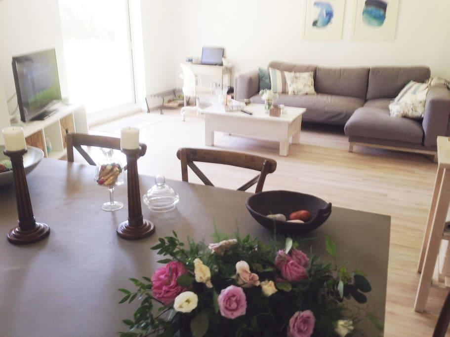 Dinning - Living Room