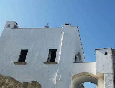 Romantic one bedroom flat, Historical Centre - Alessano - Lejlighed