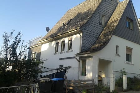 Möblierte FeWo / Monteurswohnung - Siegen - Lägenhet