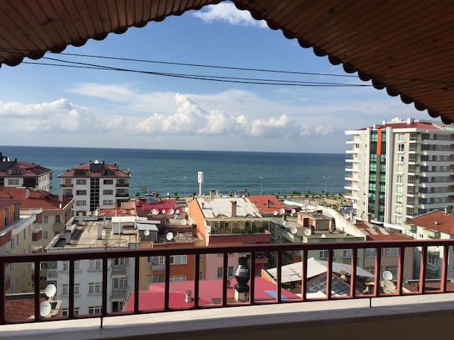 Grand Appartement vue sur mer