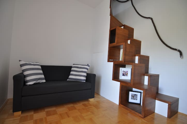 Beautiful new apartment in the center of Portorož - Portorož - Apartmen