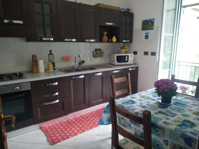 La cucina - the kitchen