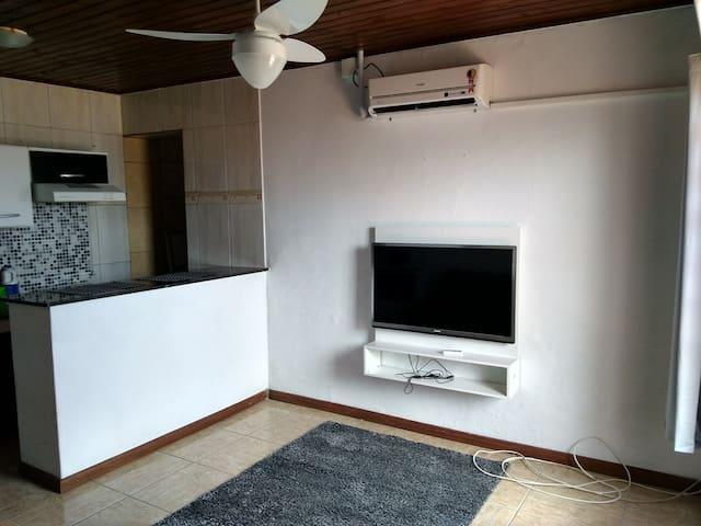 Casa Mobiliada 1 Dorm