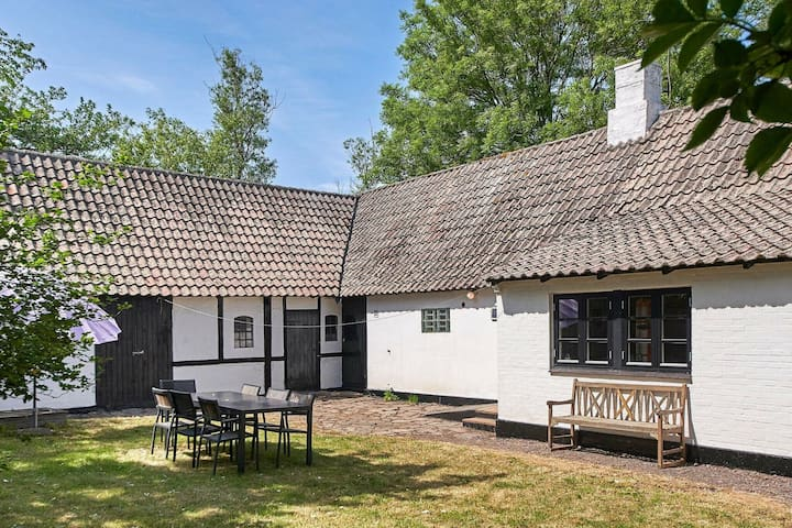 Spacious Holiday Home in Bornholm near the Sea