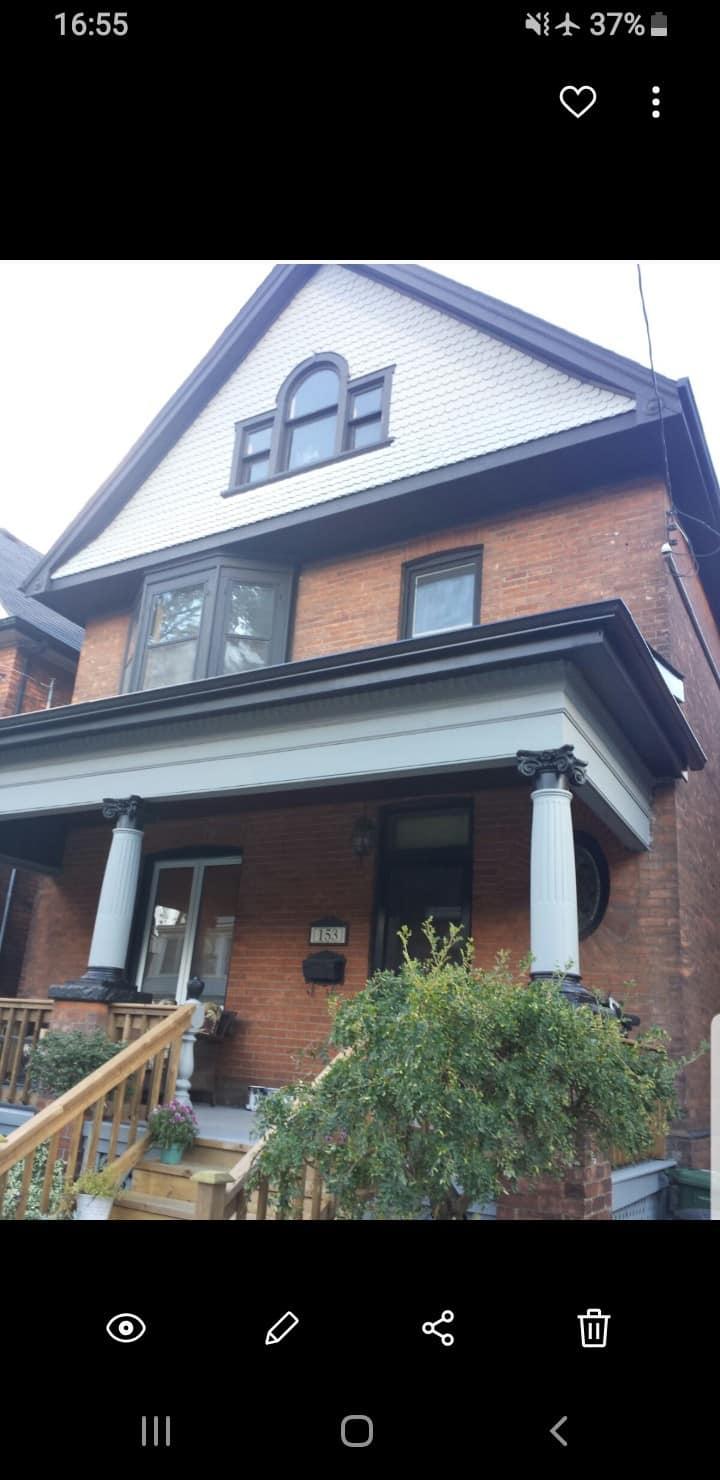 Burris By Hamilton Stairs Beautiful century home