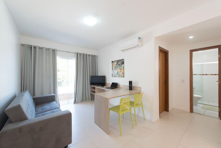 Apartamento Quarto e Sala em Rio das Ostras - Rio das Ostras - Apartamento