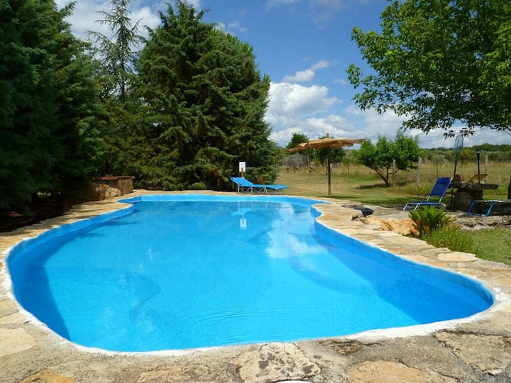 Funghi 2 - Country house with swimming pool in Orcia Valley, Tuscany