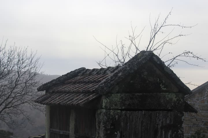 covelo casa terrera