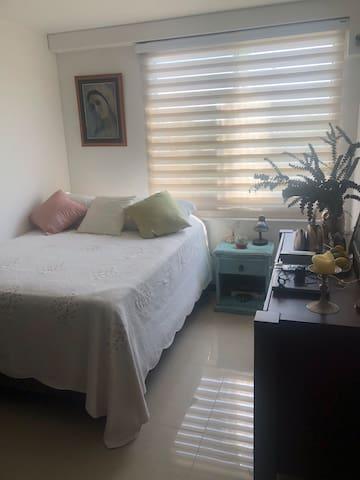 Confortable habitación zona exclusiva