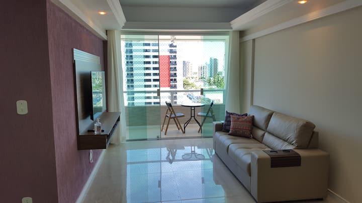 Apartamento amplo - bairro Classe A em Aracaju