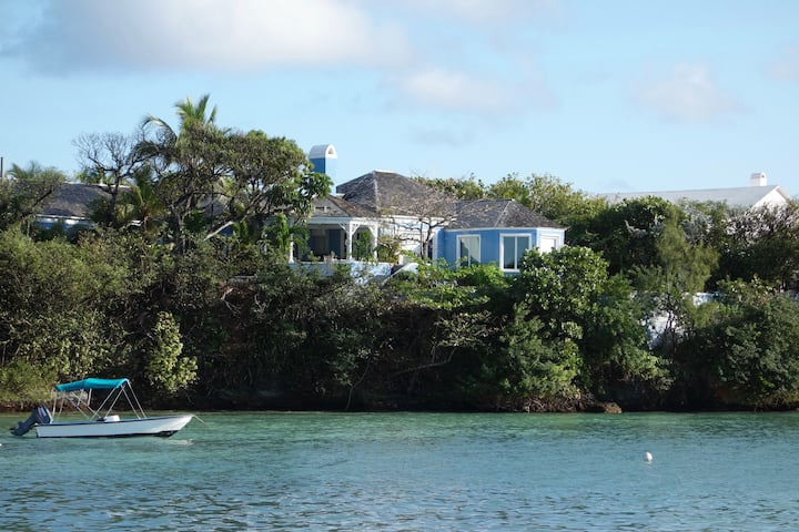 Historic waterfront property