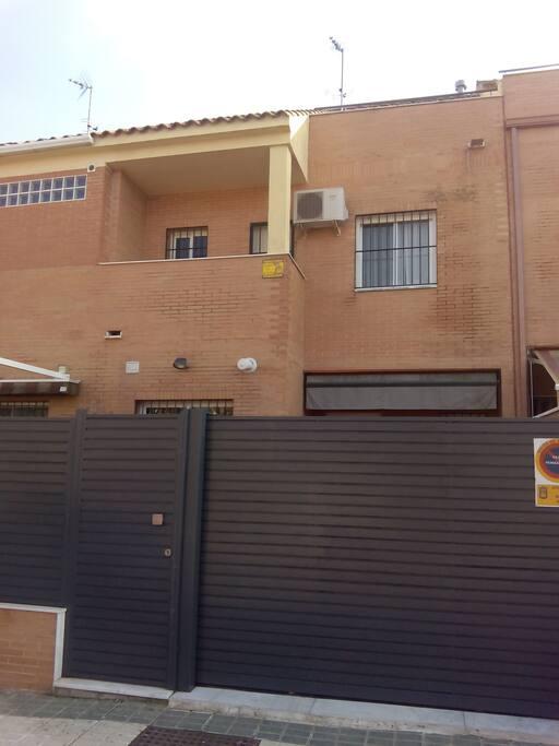 fachada/house facade