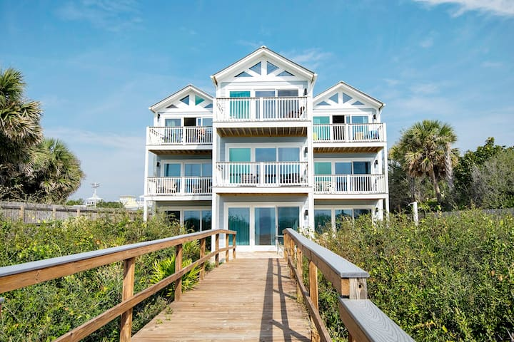 Ramsgate 3- 30A- 1BR- *Avail 5/14-5/18*-GulF Front! Real Joy Fun Pass- Near Alys Beach - Panama City Beach - Pis