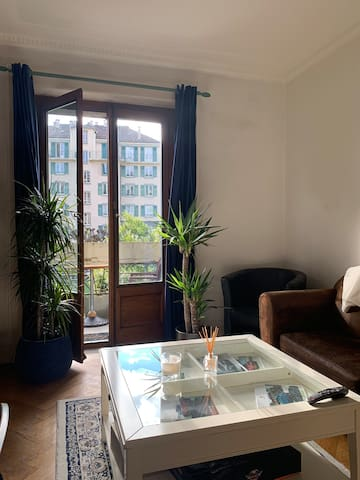 Shared flat for short term in Vieux Carouge