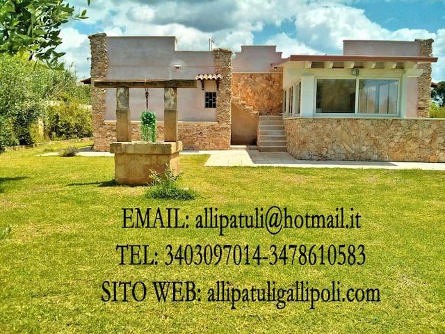 Casa vacanze a Gallipoli - Provincia di Lecce - Byt