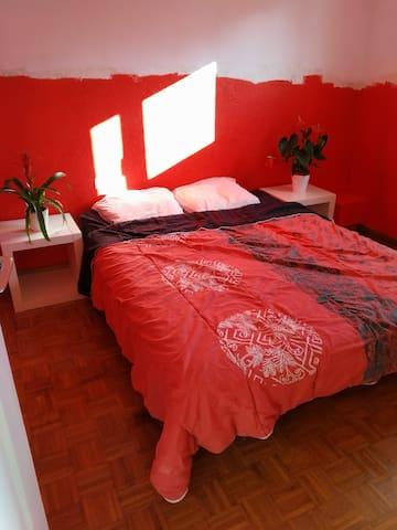 Petite chambre cosie à rochecorbon - Rochecorbon - Hus