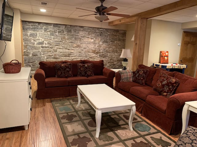 Relax in the Laurel Highlands