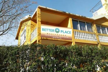 Апартамент трёхместный с удобствами возле моря №3 - Bar, Чань