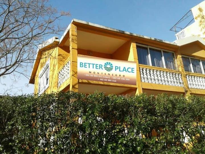 Mini Hotel Better Place BAR, Chan