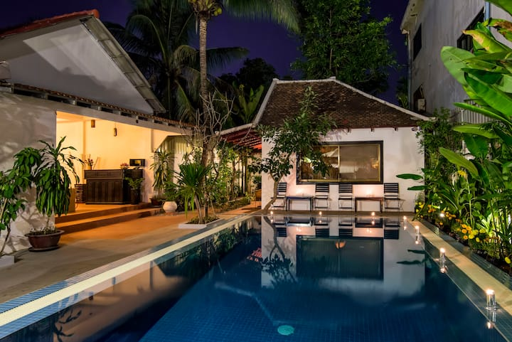 Pub Street Private Villa Pool WiFi 15Mb #2/6