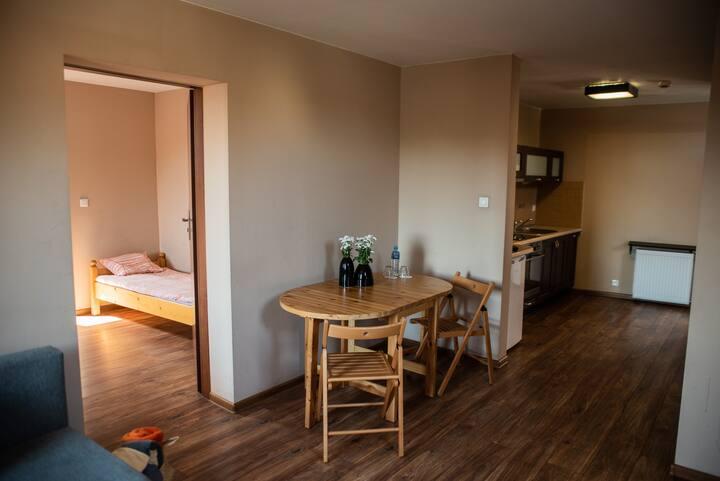 Apartament KaWuKa Zabrze w sercu Śląska