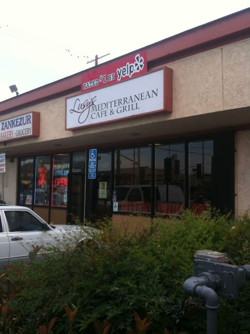 Photo of Lusy's Mediterranean Cafe & Grill