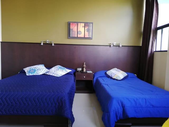 Buganvillas 2 Suites y Confort en Puyo