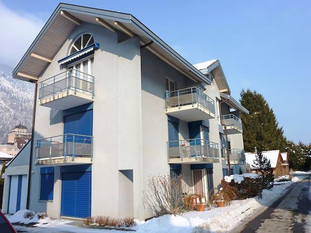 Ferienwohnung SUNIL in Interlaken für 4