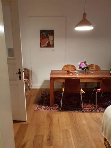 Schönes Zimmer im Herzen Hamburgs
