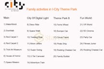 Highest5 floor I City_Duplex_Theme Park_Mall_Uitm