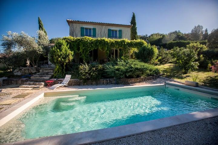 Maison de vacances à Blauzac proche d'Uzès (Gard)