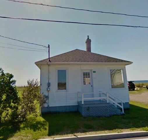 Maison avec vue sur la Baie des Chaleurs
