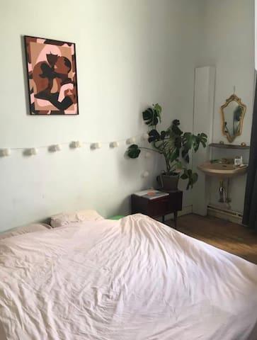 Chambre à 5 minutes du centre ville de Bruxelles