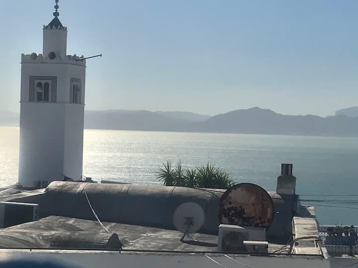 Délicieux Sidi Bou - Vue mer