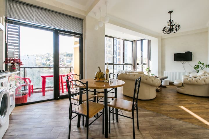 -45% special price! NEW 2 bed/2 bath apt in center - Tbilisi - Lägenhet