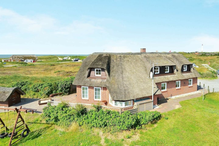 Lovely Holiday Home in Blåvand with Swimming Pool