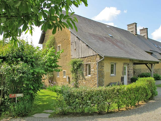 Holiday home in Saint Martin-de-Cenilly - Saint Martin-de-Cenilly - Hus