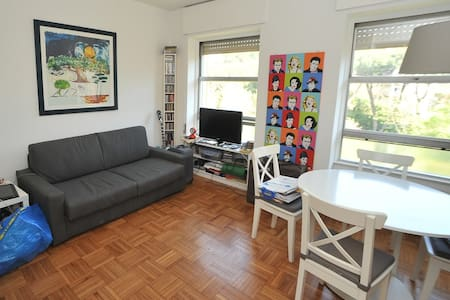 Stunning Studio flat in Rome Eur centre (laghetto) - Rooma
