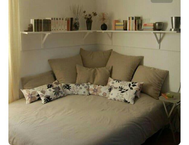 Beach & city mini studio for 2 persons - Barcelona - Serviced apartment