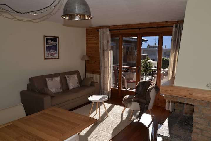 La petite montagne - Ollon - Apartament