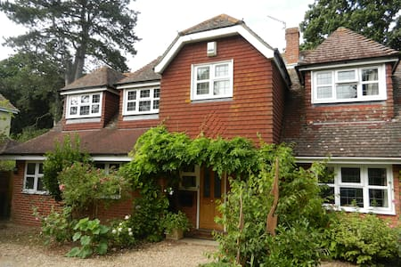 Cottage ensuite close Chichester harbour/Goodwood - Emsworth