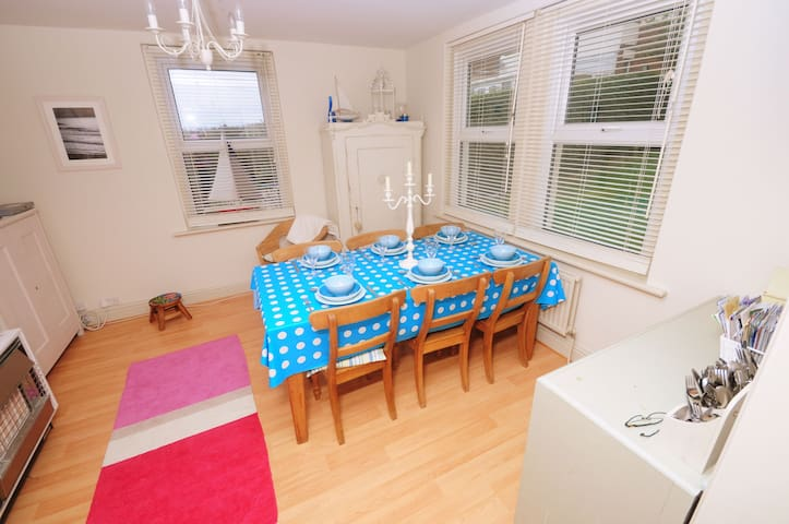 Family-friendly Apple Tree Cottage - Sandown - Casa
