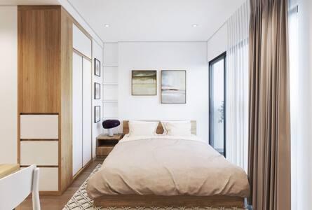 Studio luxury Vinhomes Green Bay@1br@hanoi#4