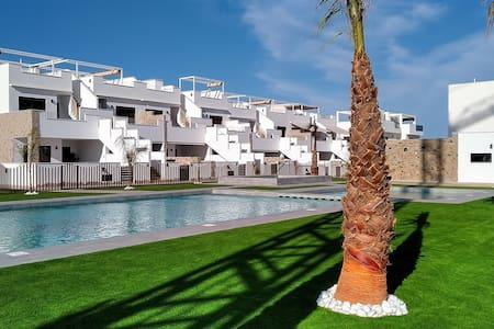 Barbara-brand new apartment in Torre de la Horadad