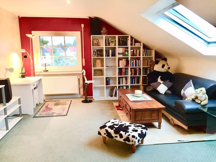 Komfortable 1 - Zimmer Wohnung im Herzen von Bühl