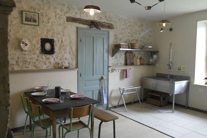 Gîte, Vintage Touch - Hannonville-sous-les-Côtes - Dom